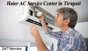 Haier AC Service Center in Tirupati
