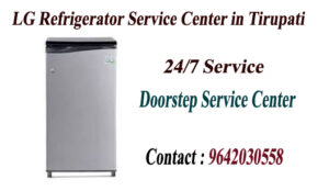 LG Refrigerator Service Center in Tirupati