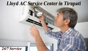Lloyd AC Service Center in Tirupati