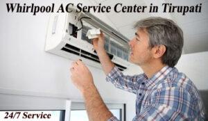 Whirlpool AC Service Center in Tirupati