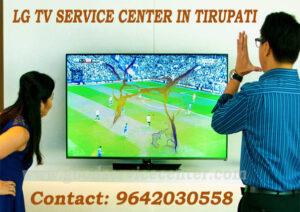 LG TV Service Center in Tirupati