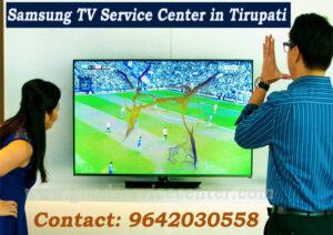 Samsung TV Service Center in Tirupati