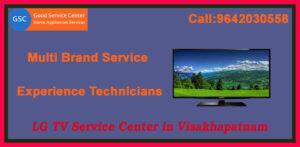 LG TV Service Center in Visakhapatnam
