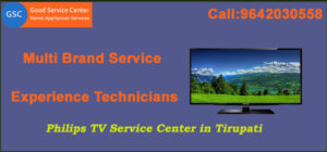 Philips TV Service Center in Tirupati