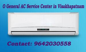 O General AC Service Center in Visakhapatnam