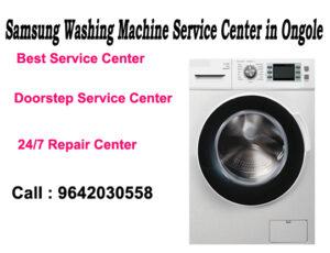Samsung Washing Machine Service Center in Ongole