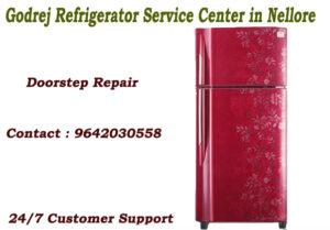 Godrej Refrigerator Service Center in Nellore