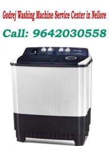 Godrej Washing Machine Service Center in Nellore
