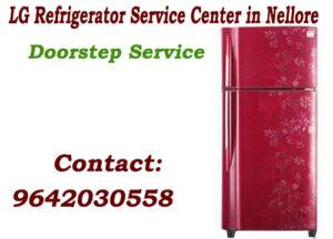 LG Refrigerator Service Center in Nellore