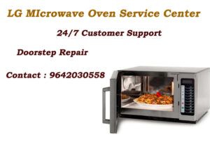 LG Microwave Oven Service Center in Nellore