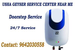 Usha Geyser Service Center in Visakhapatnam